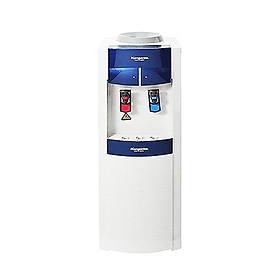 Máy làm nóng lạnh nước uống Kangaroo loại đứng màu xanh KG43 - Hàng chính hãng