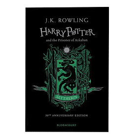 Harry Potter And The Prisoner Of Azkaban (Slytherin Edition Hardback) (English Book)