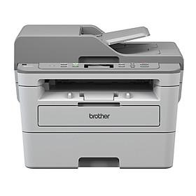 Máy In Lazer Đa Năng Trắng Đen Brother DCP-B7535DW (Print, Copy, Scan, Duplex) – Hàng Chính Hãng