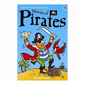 Usborne Young Reading Series One: Stories of Pirates + CD