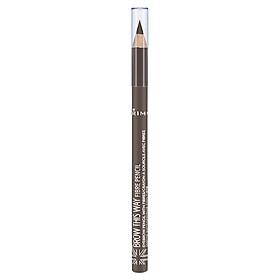 Rimmel Brow This Way Fibre Pencil Medium