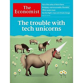 The Economist: The Trouble With Tech Unicorns - 16.19
