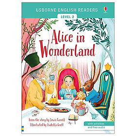 Alice In Wonderland - Usborne English Readers Level 2