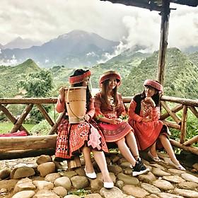 Tour du lịch Hà Nội – SaPa – Bản Cát Cát - Fansipan 2N1Đ