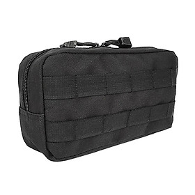 1000D Water-resistant Molle Accessory GPS Gadget Gear Tool Holder Phone Case Utility Waist Pack Pouch Belt Bag