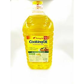 Dầu ăn Tường An Cooking Oil 5 Lít (Bao Bì Mới)