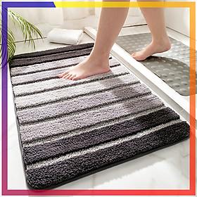 Thảm chùi chân, thảm nhà tắm CAO CẤP màu sắc hài hoà dễ trang trí. Thảm chùi chân phù hợp đặt mọi nơi trong nhà