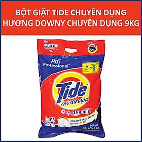 Bột giặt Tide Trắng sạch chuyên dụng Downy 9KG