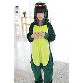 Bộ đồ liền thân hình thú trẻ em - Cá sấu, Khủng Long
