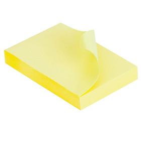 Combo 5 tập Giấy note kt 3x2cm màu vàng