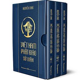 Việt Nam Phật Giáo Sử Luận (Bộ 3 Cuốn)