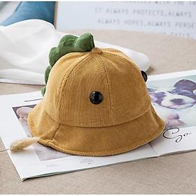 Nón Bucket, Mũ Vành dễ thương cho bé Trai và bé Gái
