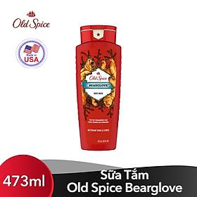 Sữa Tắm Old Spice Bearglove Body Wash 473ml
