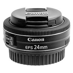 Ống Kính Canon EF-S 24mm F2.8 STM - Hàng Nhập Khẩu