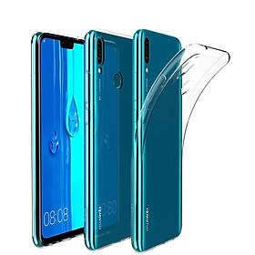 Ốp Dẻo Trong Suốt Dành Cho Huawei Y9 2019