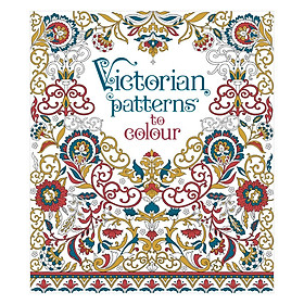 Usborne Victorian Patterns to Colour