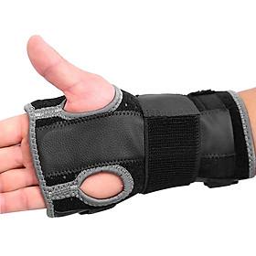 Đai bảo vệ cổ tay, bàn tay chính hãng Aolikes AL1680 (1 chiếc)-4