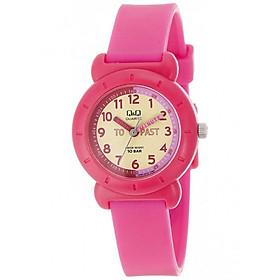 Đồng hồ trẻ em Q&Q Citizen VP81J015Y dây nhựa thương hiệu Nhật Bản