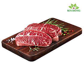 Lõi vai bò Mỹ BBQ -500gr