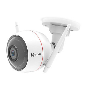 Camera IP Wifi EZVIZ C3W 720P có đèn còi - đàm thoại 2 chiều - hàng nhập khẩu