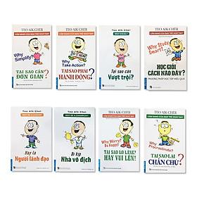 Bộ 8 cuốn sách Teo Aik Cher dành tặng bạn trẻ