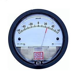Đồng hồ chênh áp 0 - 250pa