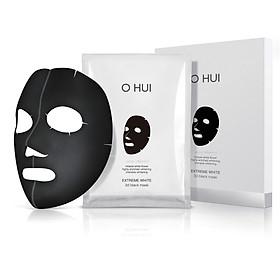 Mặt nạ dưỡng trắng da Ohui Extreme White 3D Black Mask 27G