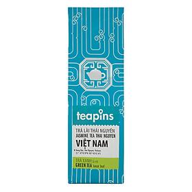 Trà Lài Thái Nguyên Teapins (90g)
