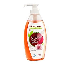 Sữa tắm Whitening & Perfume, Detox Sắc Ngọc Khang