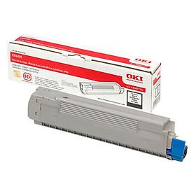 Mực In Laser Màu OKI C8600 C/M/Y/K Cho Máy In OKI C8600N, C8800N (Gồm Chip) - Hàng Chính Hãng
