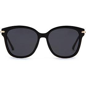 Kính mắt phân cực thời trang Nữ PANTINO nhập khẩu Hàn Quốc chống tia UV, Mã W201956 - Black NEW ARRIVAL