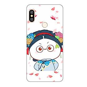 Ốp Lưng Dẻo Diên Hy Công Lược Cho Điện Thoại Xiaomi Redmi Note 5 - Nguy Anh Lac