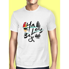 Áo T-shirt V-STEP Hạ Long