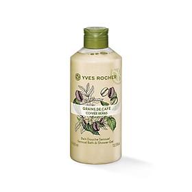 Gel Tắm Yves Rocher Coffee Beans Sensual Bath And Shower Gel 400ml