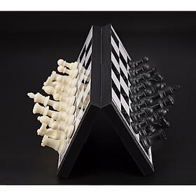 Bộ Bàn cờ vua tiêu chuẩn cỡ lớn bằng nhựa cao cấp có nam châm