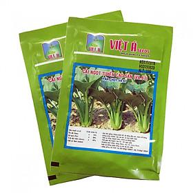 Hạt giống rau Viet A: 2 gói Cải ngọt tuyển cao sản 20g