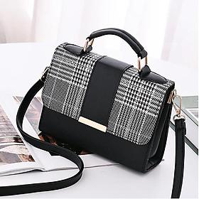 Túi đeo chéo nữ da mẫu mới túi hộp thời trang sành điệu túi xách TU006
