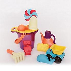 Bộ đồ chơi đi biển cho bé B.Toys - Màu vàng