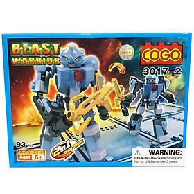 Mô Hình COGO Các Loại Robot 3017 - Mẫu 5