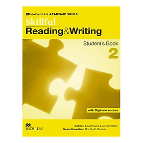 Skillful ReadingandWriting 2 : Student Book with Digibook (Asia Edition)