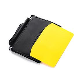 Bộ Thẻ PHạt Trọng Tài Đỏ Vàng Trò Chơi-1