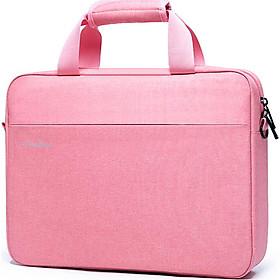 "Victoria Traveler VICTORIATOURIST Computer Bag Ms. 15.6"" Apple Lenovo Laptop Case Diagonal Briefcase V7009 Pink"