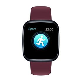 Zeblaze Crystal 3 Unisex Smart Watch 1.3-Inches HD Color Screen IP67 Waterproof 7-Days Battery Life Heart Rate Sleep