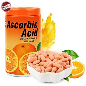 Viên Ngậm Bổ Sung Vitamin C Patar Thái Vị Cam (1000 viên)