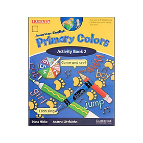 Primary Colors WB2 FAHASA Reprint Edition