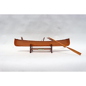 Thuyền gỗ trang trí ADIRONDACK