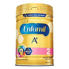 CRM - Sữa Bột Enfamil A+ 2 (870g) dành cho trẻ từ 6 - 12 tháng-0
