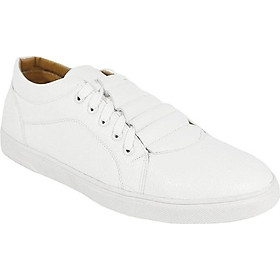 Giày Sneaker Nam Zapas Classcial GZ018 - Trắng