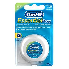 Chỉ Nha Khoa Oral-B Floss Essential Menthol (50m)