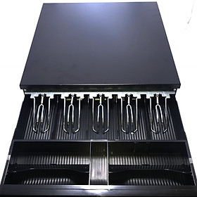 Ngăn kéo đựng tiền Cash drawer 10 ngăn - Hàng nhập khẩu